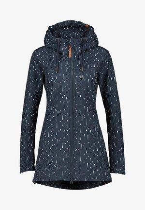 CHARLOTTEAK - Winter coat - marine