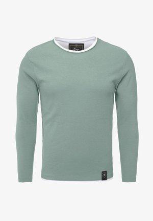 Sweatshirt - faded moss