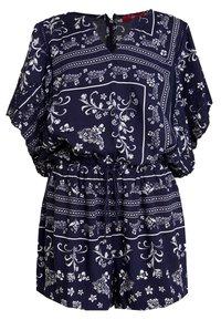 s.Oliver - OVERALL - Jumpsuit - dark blue - 3