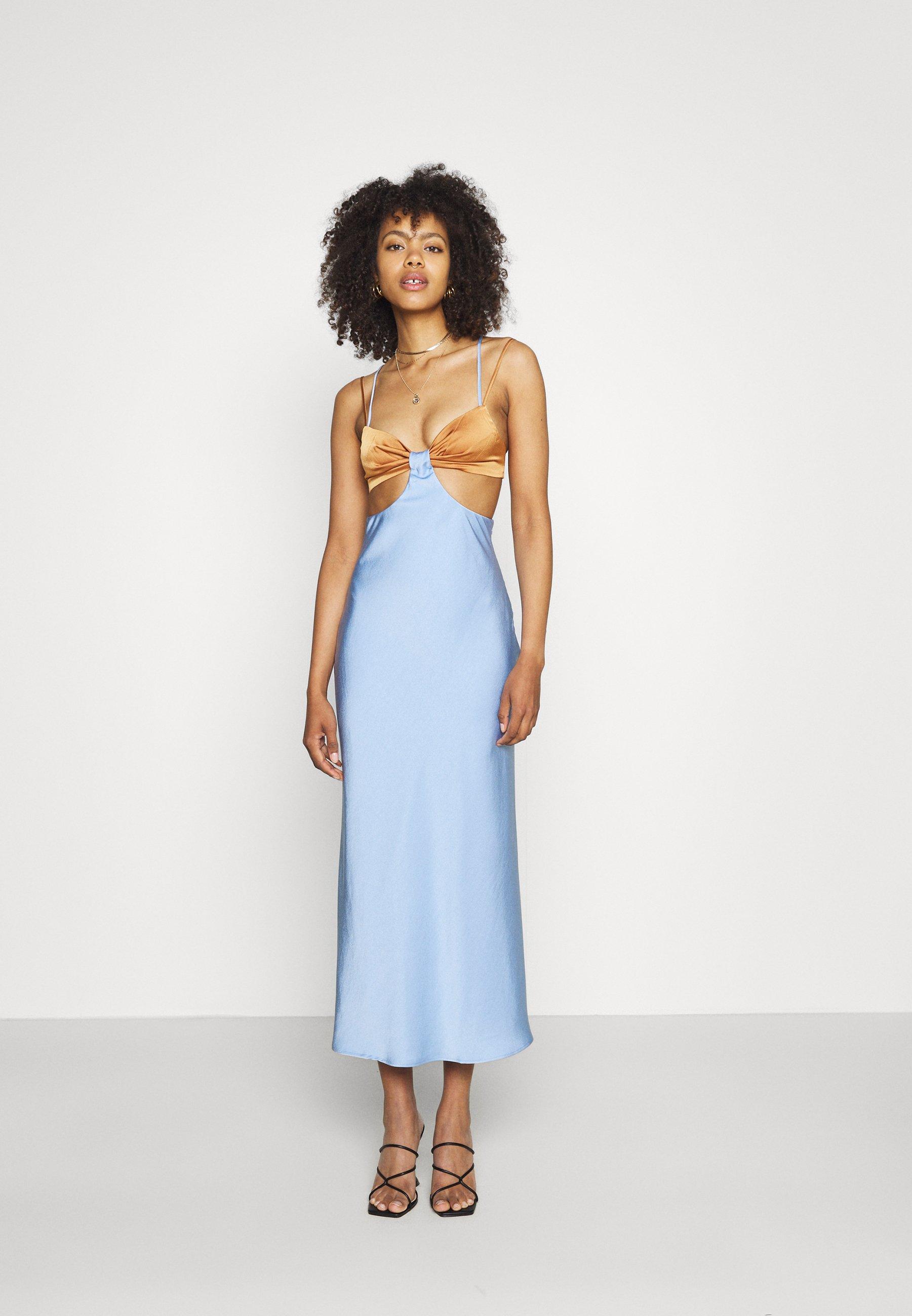 Women RAQUEL CUT OUT DRESS - Maxi dress