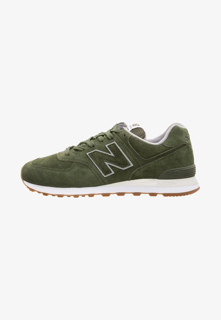 New Balance - ML574 - Trainers - covert green