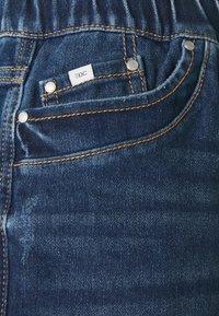 edc by Esprit - Denim shorts - blue dark wash - 2