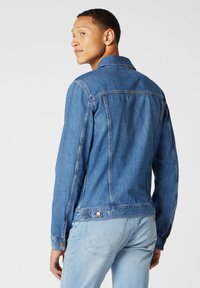 Wrangler - Veste en jean - bora blue - 2