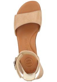 Paul Green - Platform sandals - beige 006 - 1