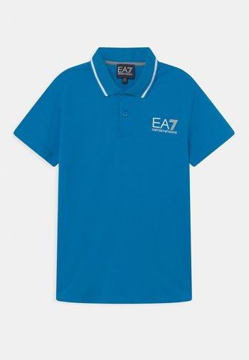 EA7 - Poloshirts - blue