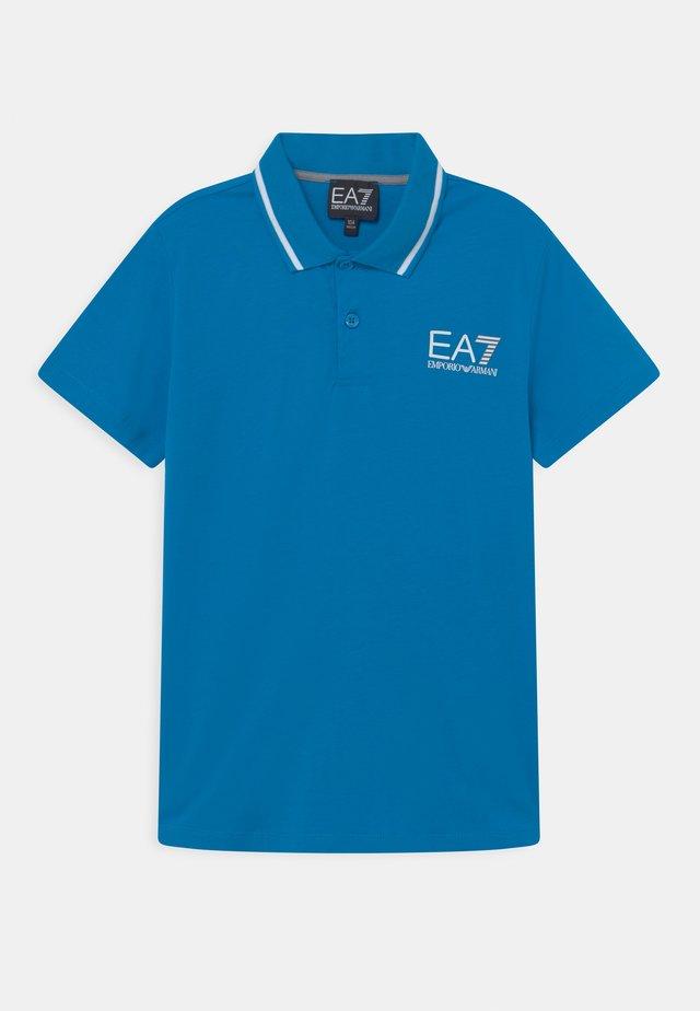 EA7 - Poloshirt - blue