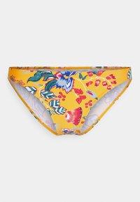 JASMINE BEACH MINI BRIEF - Bikini bottoms - sunflower yellow