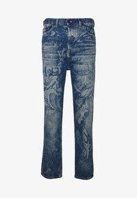 Diesel - VIDER SP4 - Jeans Tapered Fit - 0079d01 - 5