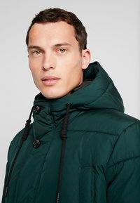 Pier One - Winter coat - green - 3