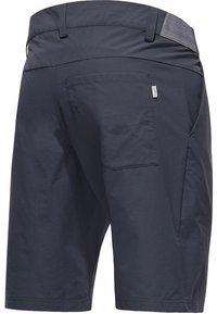 Haglöfs - AMFIBIOUS SHORTS - Shorts - dense blue - 5