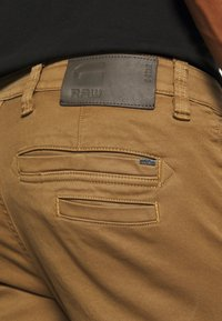 G-Star - SKINNY CHINO - Chinos - brown - 5