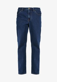 BROOKLY - Straight leg jeans - dark stone