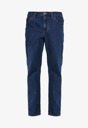 BROOKLY - Straight leg jeans - dark stone