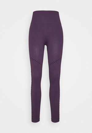 SEAMLESS LEGGING - Leggings - purple