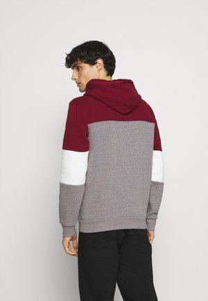 CASE - Sweatshirt - bordeaux
