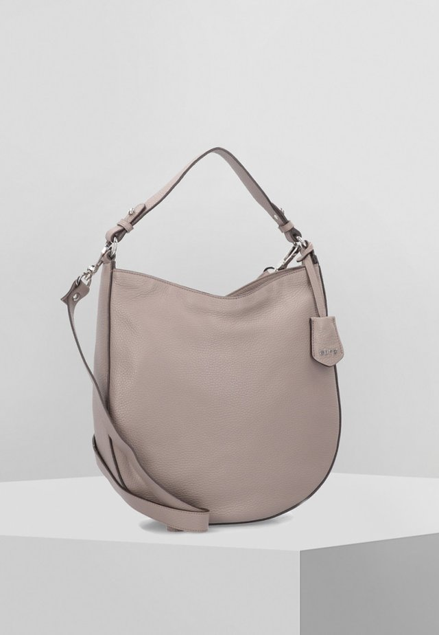 Handbag - zinc