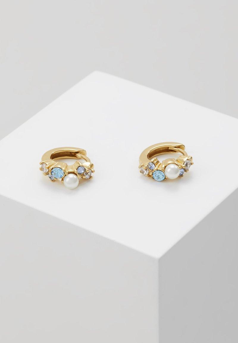 Olivia Burton - UNDER THE SEA - Earrings - gold-coloured