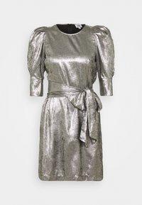 Twist & Tango - EDIE DRESS - Vestito elegante - silver metallic - 0