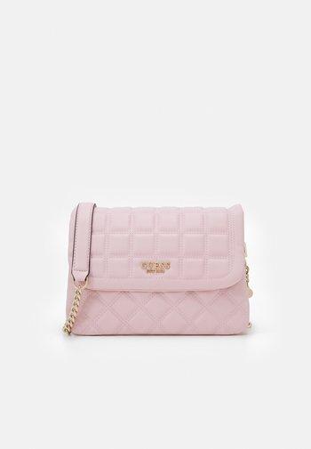 KAMINA FLAP - Across body bag - blush