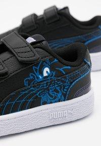 Puma - SEGA RALPH SAMPSON - Tenisky - black/palace blue - 5