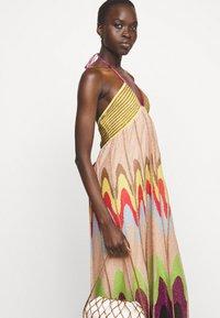 M Missoni - ABITO LUNGOSENZA MANICHE - Jumper dress - multicoloured - 4