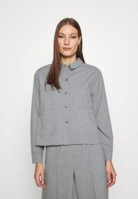 ALIGNE - BALBINA - Summer jacket - grey - 0