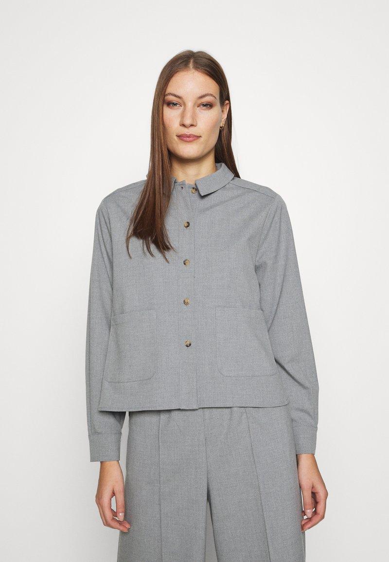 ALIGNE - BALBINA - Summer jacket - grey
