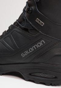 Salomon - TOUNDRA PRO  - Winter boots - black/magnet - 5