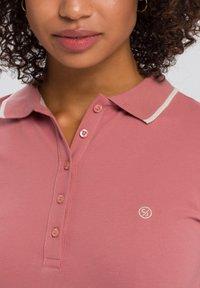 Cross Jeans - Polo shirt - dark rosa - 3