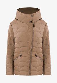 Finn Flare - MIT ASYMMETRISCHEM REISSVERSCHLUSS - Winter jacket - toffy - 5