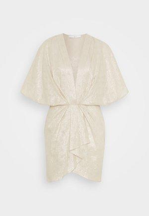 HALSEY - Robe de soirée - nude