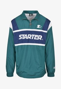 Starter - RETRO - Windbreaker - retro green/blue night/white - 5