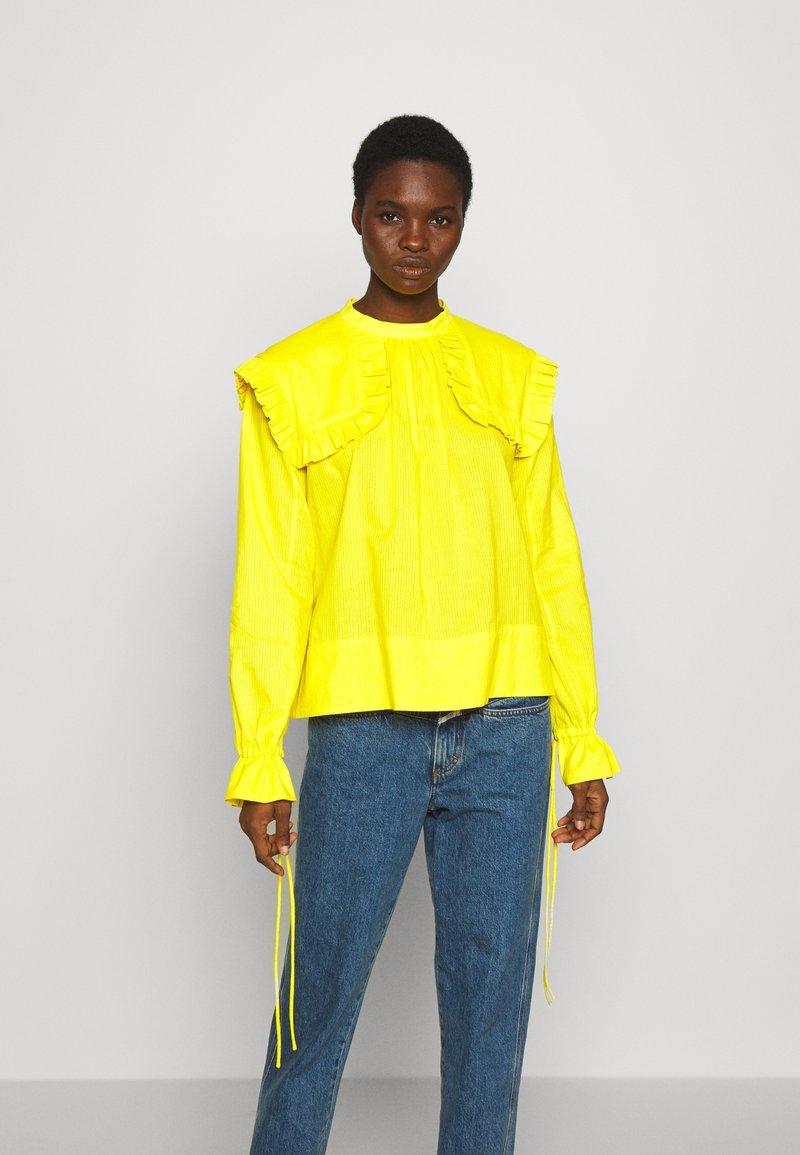 By Malene Birger - SALINGER - Blouse - yellow