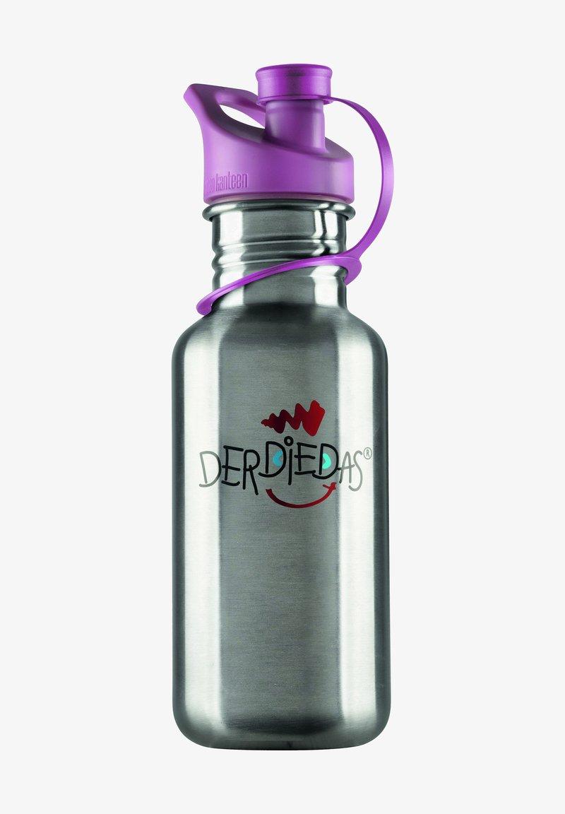 DerDieDas - Drink bottle - rosa