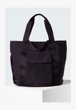 Handbag - dark purple