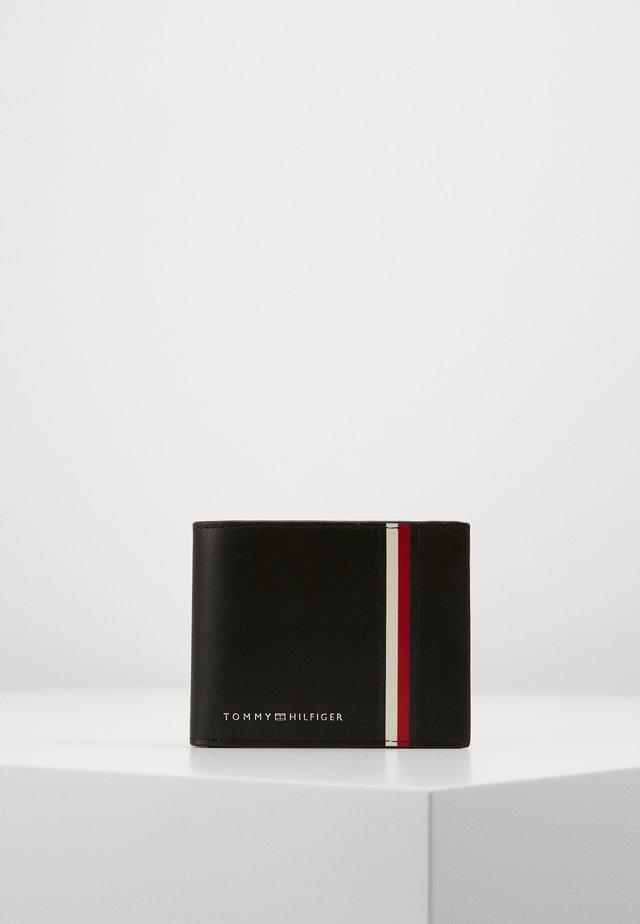 FINE MINI WALLET KEY SET - Portemonnee - black