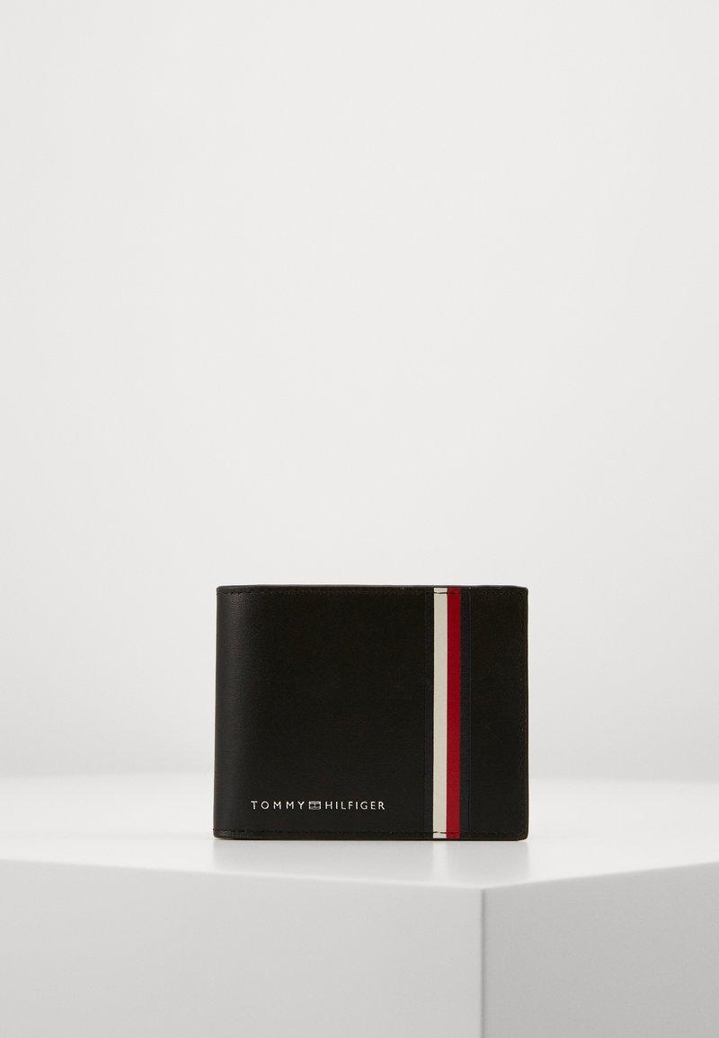 Tommy Hilfiger - FINE MINI WALLET KEY SET - Wallet - black
