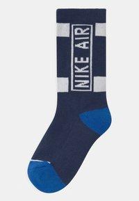Nike Sportswear - AIR CREW 2 PACK UNISEX - Socks - midnight navy - 1