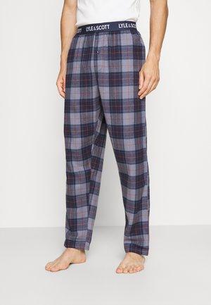 STUART - Pyjamasbukse - china blue