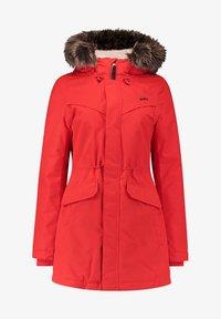 O'Neill - JOURNEY - Snowboard jacket - fiery red - 0
