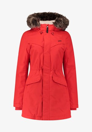 JOURNEY - Snowboard jacket - fiery red