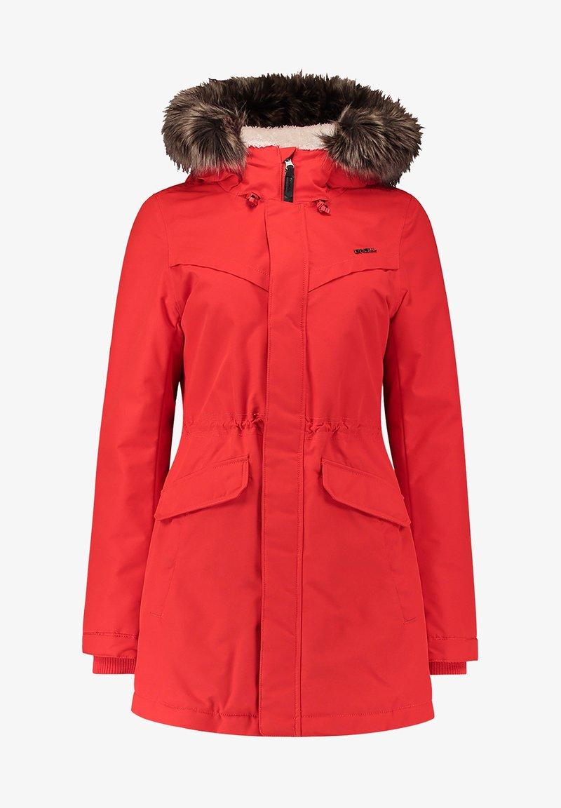 O'Neill - JOURNEY - Snowboard jacket - fiery red