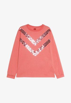 Långärmad tröja - pink
