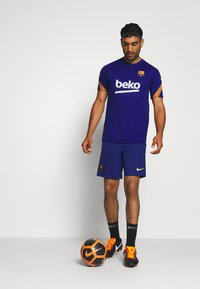 Nike Performance - FC BARCELONA - Club wear - deep royal blue/amarillo - 1