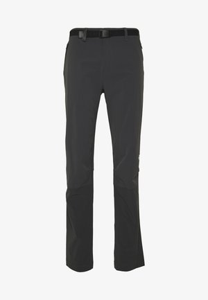 MEN'S SPEEDLIGHT PANT - Pantalones montañeros largos - asphalt grey/white