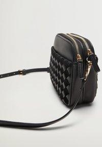 Violeta by Mango - COMBO - Across body bag - black - 1