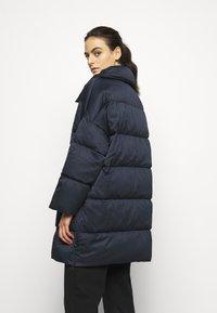 WEEKEND MaxMara - ERA - Kabát zprachového peří - blau - 2