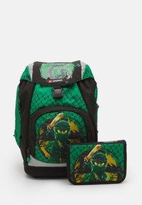 Lego Bags - NIELSEN SCHOOL BAG SET UNISEX - School set - green - 3
