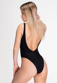 Zoe Leggings - LIONESS - Swimsuit - black - 3