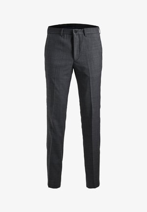 JPRSOLARIS  - Suit trousers - dark grey